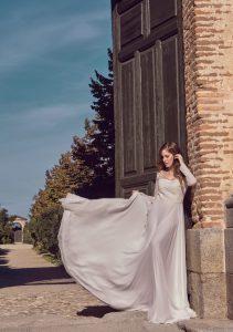 vestidos de novias para 2017 cotonnus