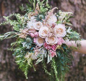 ramos originales para novias