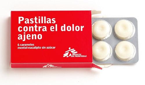 Regalos Solidarios para Bodas Médicos Sin Fronteras