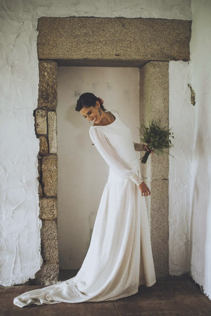 vestidos para novias   peonías eventos