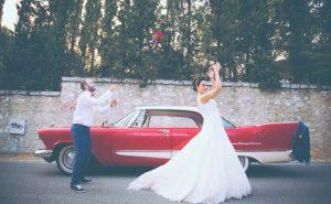 coches antiguos bodas