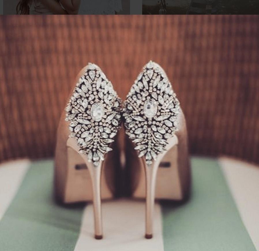 los mejores zapatos para bodas - peonías eventos - blog de bodas