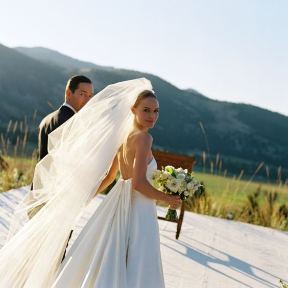 Los Mejores Vestidos de Boda de la Historia_Boda Kate Boshworth