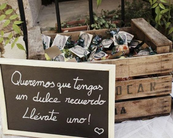 Regalos para Invitadas Especiales