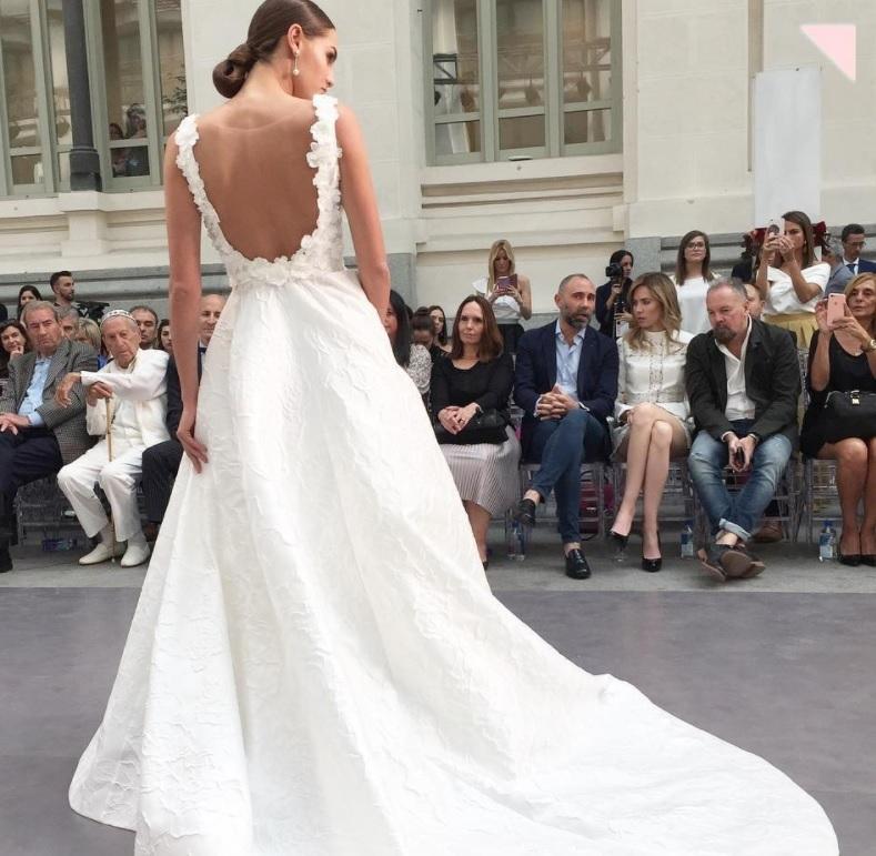 Bridal Pasarela Hannibal Laguna