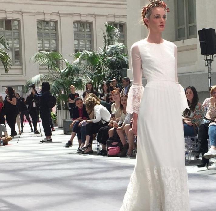 Bridal Pasarela Imagen Pol Nuñez