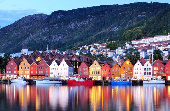 Viajes de Novios Hurtigruten