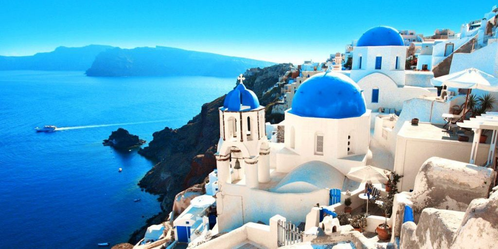Viajes de Novios Islas Griegas