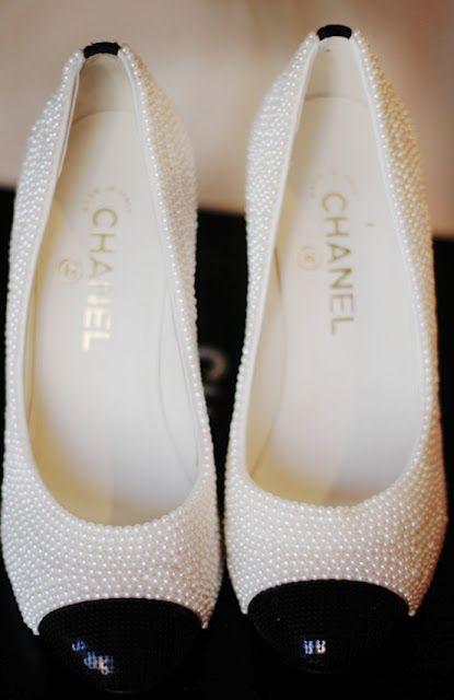 Zapatos icónicos para triunfar en tu boda chanel