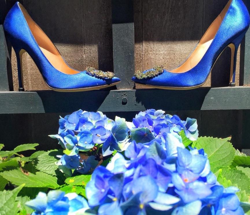 Zapatos icónicos para bodas_Manolo Blahnik