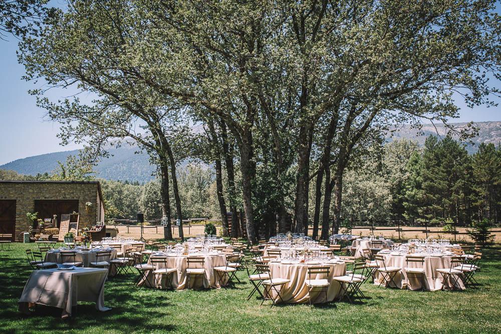 la mejor finca para tu boda en Madrid