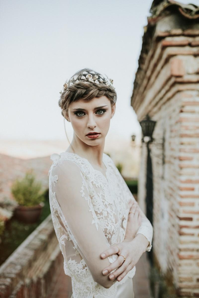 Alicia de Maquillate Conmigo para Maquilladores para bodas