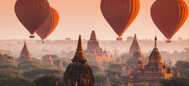 birmania destino de luna de miel