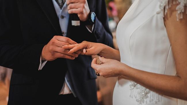 boda rosa y dario