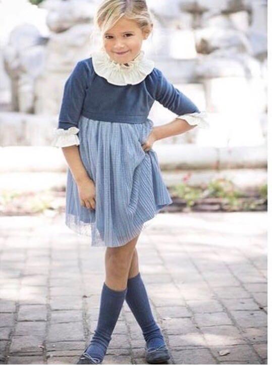 Vestido niña de arras