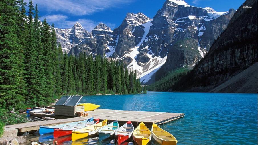 Canadá Luna de Miel