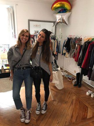 Market Lucia Bárcena y María Valdés