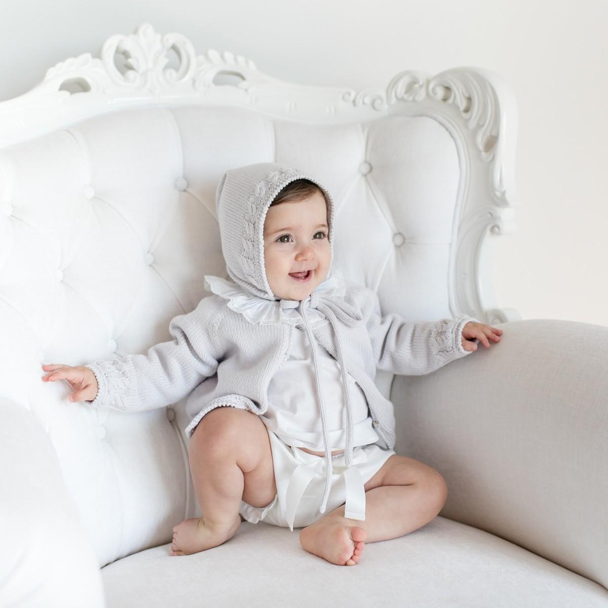 Cómo vestir a un bebe en eventos