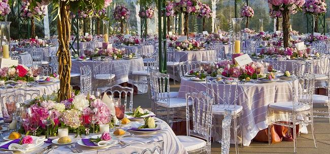 Sillas para tu boda