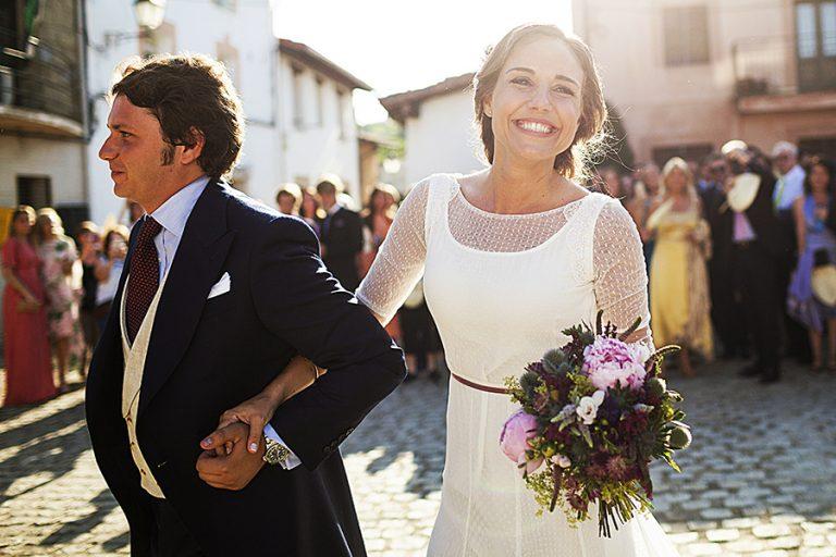 fotografos boda Instantanea y toma primera