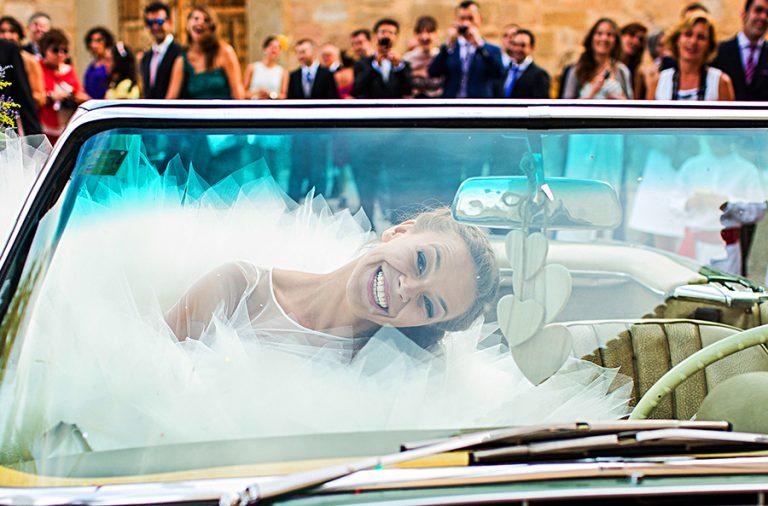 fotografia de boda Instantanea y toma primera