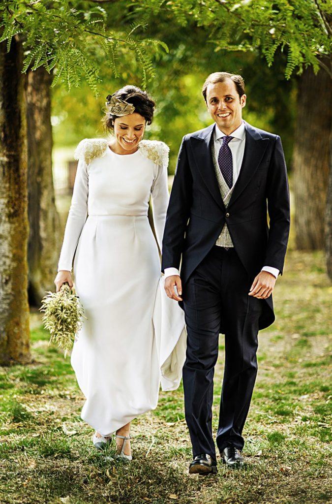 Instantanea y toma primera bodas