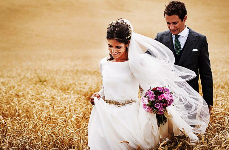 Fotos bodas Instantanea y toma primera