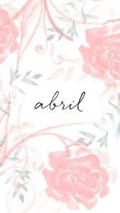 Imprescindibles de abril
