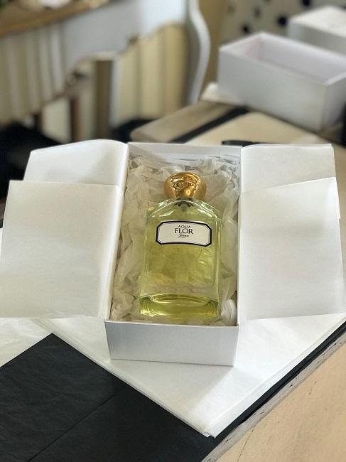 Taller de perfume