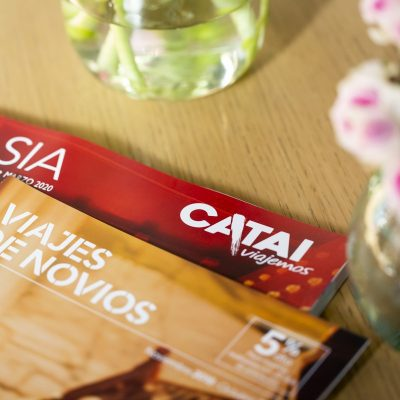 Lunas de miel con B The Travel Brand&Catai