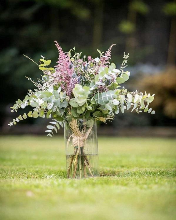 flores búcaro