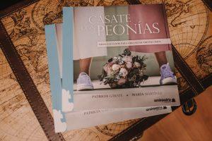 Presentación libro cásate con peonías en valencia
