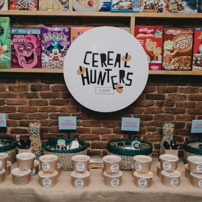 Cereal Hunters para Bodas
